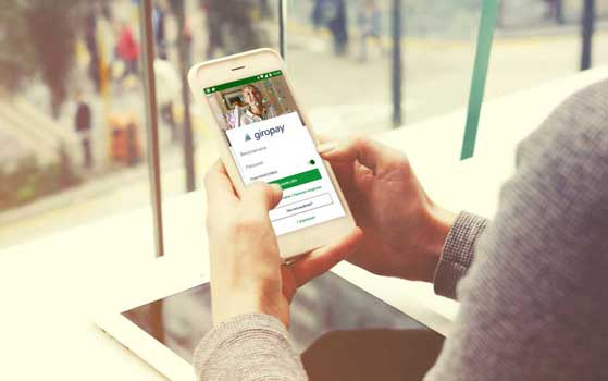 paydirekt The online payment method of banks and savings banks.