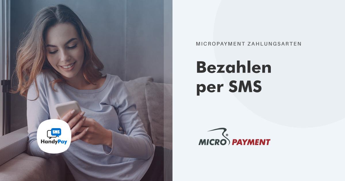 Bezahlen Per Sms