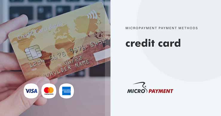 Payment method creditcard