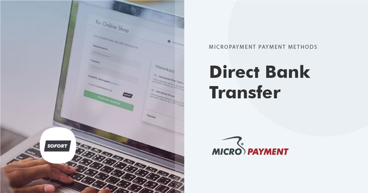 Payment method Online bank transfer.