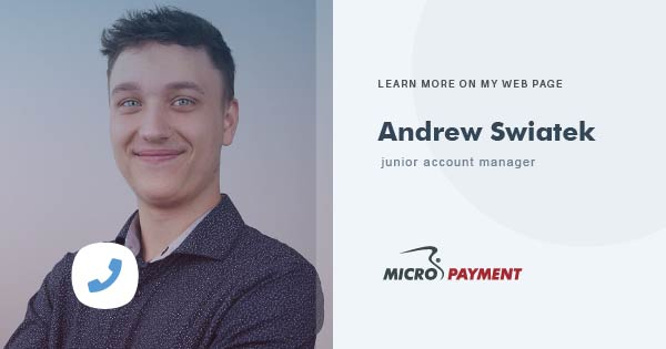 Micropayment Sales Team